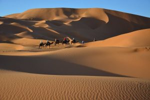 3 Days 4WD Tour Fez Marrakech Sahara visit morocco desert