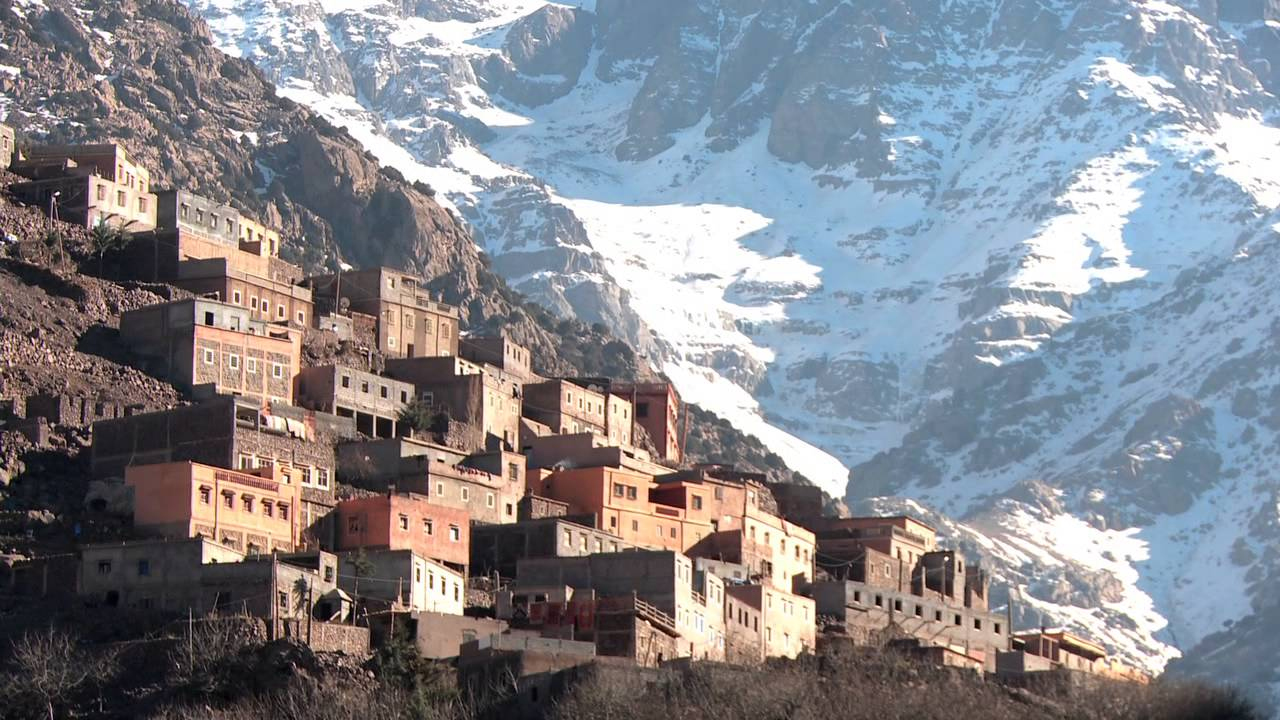 full-day to Ourika Valley from Marrakech