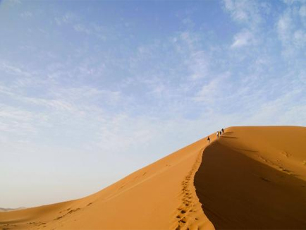 3 Days 4WD Tours Marrakech Chegaga dunes