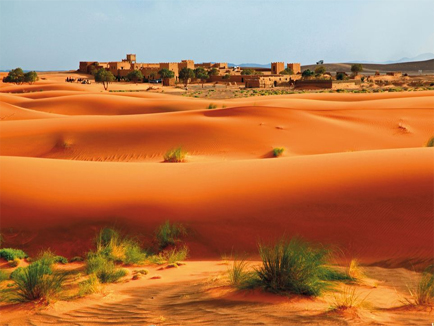 3 Days tour Marrakech Merzouga