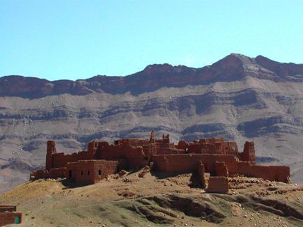 Full day trip from Ouarzazate to Zagora