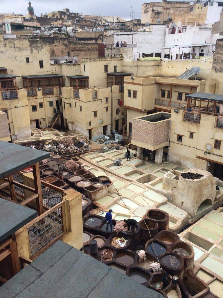 10 days tour fez sahara desert marrakech