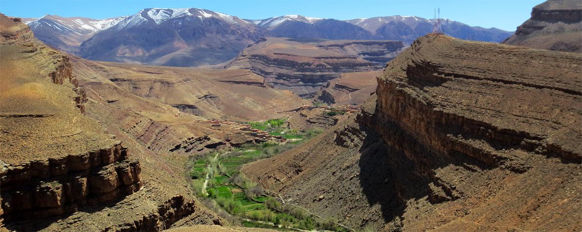 3 days trip from ouarzazate to merzouga